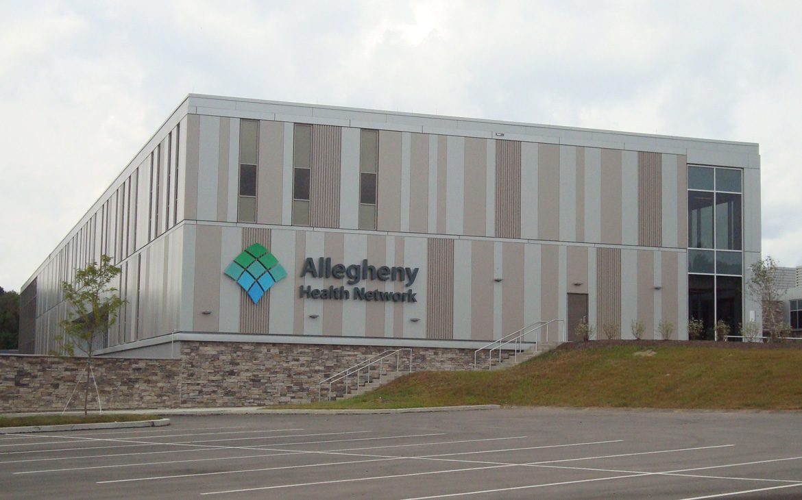 Allegheny Health Network's Health + Wellness Pavilion